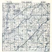 Calamus Township, Lost Lake, Dodge County 192x